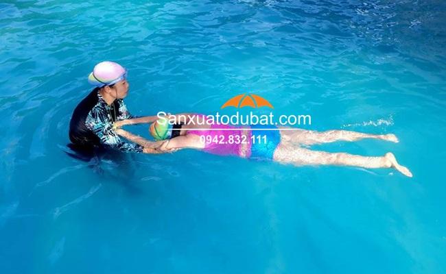 Bể bơi di động tại Thanh Hóa
