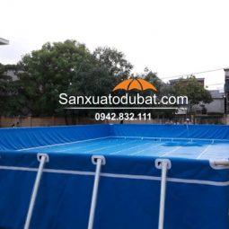 Bể bơi lắp ghép, Bể bơi di động thông minh