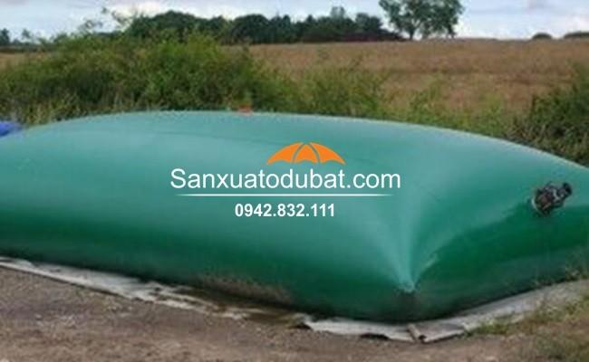 Túi chứa nước di động cỡ lớn, túi bạt PVC di động