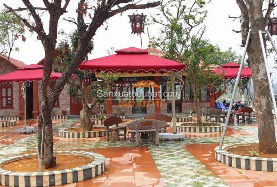 Ô lệch tâm vuông 3m x 3m hàng Việt Nam